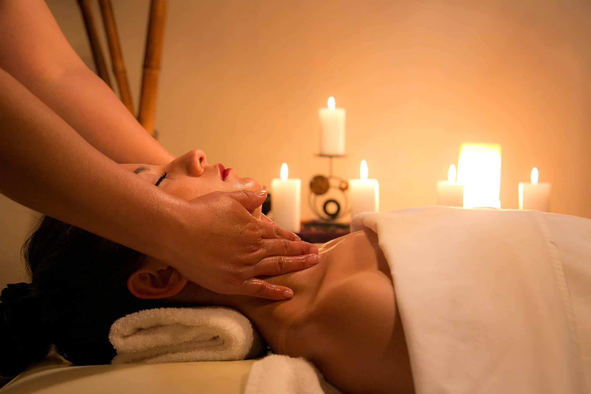 massage kvinna