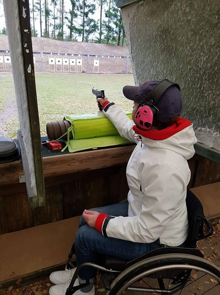 Louise pistol